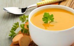 Gezonde soep stock foto
