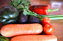 Gezonde voeding stock afbeeldingen