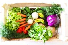 Gezonde voedselfoto Stock Afbeelding