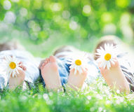 Gezonde voeten Stock Foto's