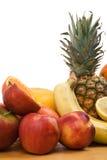 Gezonde vruchten Stock Foto's