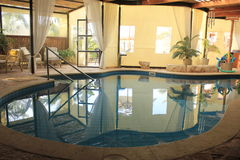 Gezonde warme pool Stock Fotografie