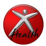 Gezondheid royalty-vrije illustratie