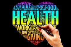 gezondheid Royalty-vrije Stock Foto