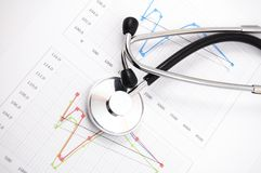 Gezondheid en medisch concept Royalty-vrije Stock Foto