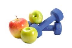 Gezondheid en sport Stock Foto's