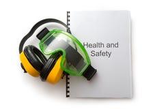 Gezondheid en veiligheid Royalty-vrije Stock Foto's