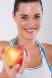 Gezondheid en voeding Royalty-vrije Stock Afbeelding