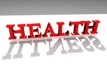 Gezondheid-ziekte Stock Foto's