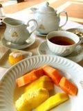 Gezondheidsontbijt Royalty-vrije Stock Foto's