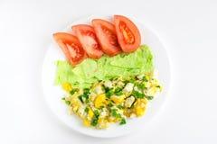 Gezondheidsontbijt Stock Foto's