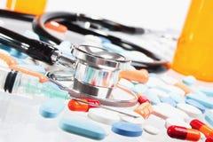Gezondheidszorg Stock Afbeelding