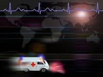 Gezondheidszorg vector illustratie