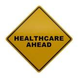 Gezondheidszorg vooruit royalty-vrije stock afbeelding