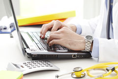 Gezondheidszorgarbeider Stock Fotografie