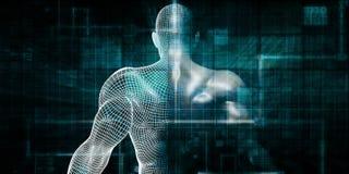 Gezondheidszorgsysteem Royalty-vrije Stock Afbeeldingen