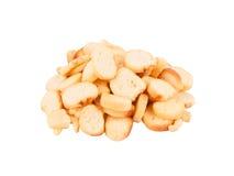 Gezouten crackers Royalty-vrije Stock Foto