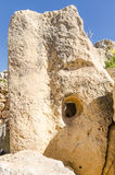 Ggantija temples - Gozo, Malta Royalty Free Stock Photo
