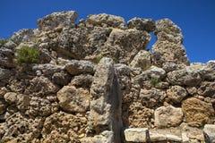 Free Ggantija Temples On The Island Of Gozo Stock Photos - 160581683