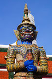 GGiant in Grand palace  in Bangkok, Thailand Royalty Free Stock Image