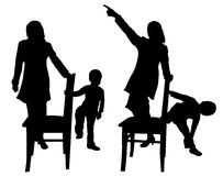Ggrandmother και εγγονός Στοκ εικόνες με δικαίωμα ελεύθερης χρήσης