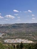 Ghadira Nature Reserve Stock Photography