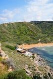 Ghaja Tehheiha Bay, Malta. Stock Images