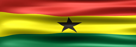 Ghana Stock Photo