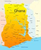 Ghana Royalty Free Stock Photos