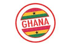 Ghana ilustracja wektor