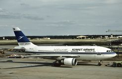Ghana Airways Douglas DC-10-30 pronta a volare a casa Fotografia Stock Libera da Diritti
