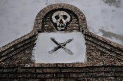 Ghana: De Plaats van de de Werelderfenis van het Elminakasteel, Geschiedenis van de Slavernij stock afbeelding