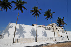 Ghana: Elmina Castle World Heritage Site, History of Slavery Stock Images
