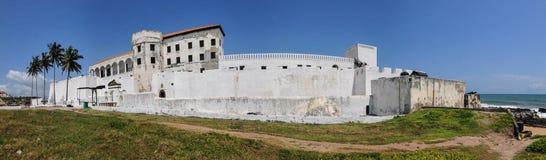 Ghana: Elmina Castle World Heritage Site, History of Slavery Royalty Free Stock Photos