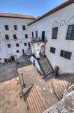 Ghana: Elmina Castle World Heritage Site, History of Slavery Stock Photo