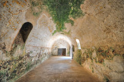 Ghana: Elmina Castle World Heritage Site, History of Slavery Stock Images