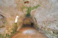Ghana: Elmina Castle World Heritage Site, History of Slavery Royalty Free Stock Image