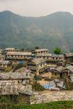 Ghandruk, Népal photographie stock