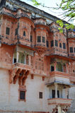Ghanerao Royal Castle, Rajasthan, India Royalty Free Stock Image