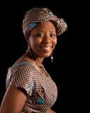 Ghanese portrait Stock Photos