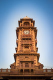Ghanta Ghar on Sardar market Royalty Free Stock Photo