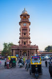 Ghanta Ghar on Sardar market Stock Photography