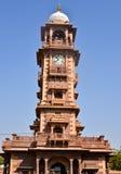 Ghantaghar clocktower Jodhpur Rajasthan India Royalty Free Stock Photography