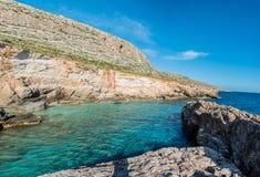 Ghar Lapsi, Malta Stock Photo