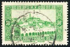 Ghardaia Arkivbilder
