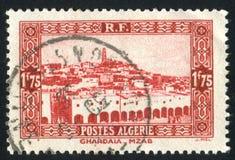 Ghardaia Photographie stock libre de droits