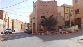 Ghardaia stadstorn Royaltyfria Foton