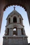 Ghazanchetsots教会在Artsakh 免版税图库摄影