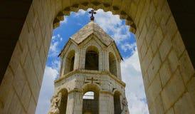 Ghazanchetsots kościół Zdjęcie Stock