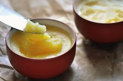 Ghee Stock Photography